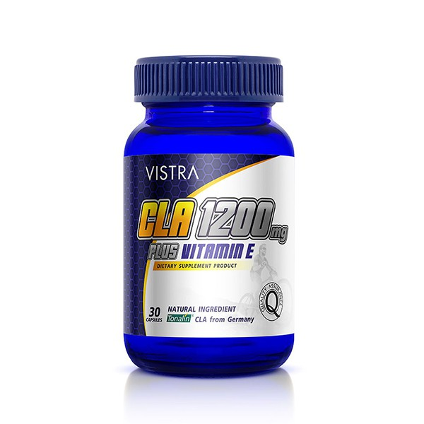 VISTRA CLA 1200 Plus Vitamin E 30 (Caps)